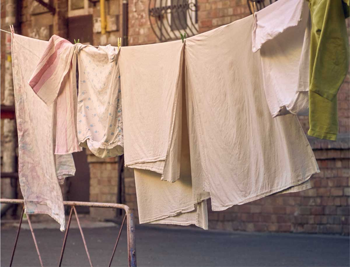 Je détoxifie mes vêtements !!